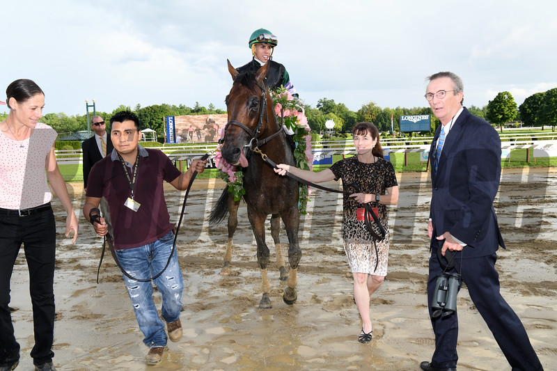 Diversify; Irad Ortiz Jr.; Whitney Stakes; G1; Saratoga Race Course; August 4; 2018<br /> Coglianese Photos