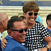 Coach Rocks; Luis Saez; Gulfstream Park Oaks; G2; Gulfstream Park; March 31 2018; Tammy Fox, Roddy Valente<br /> Dave W. Harmon Photo