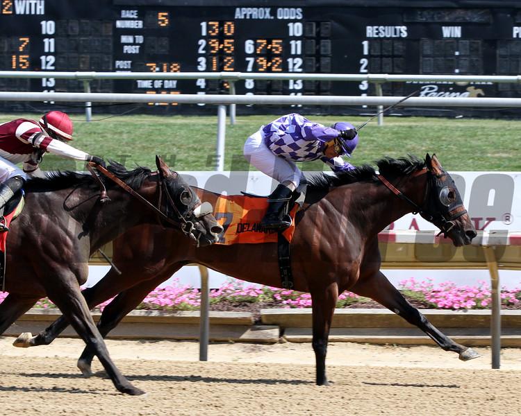 Prince of Hempt Carl Hanford Memorial Stakes Chad B. Harmon