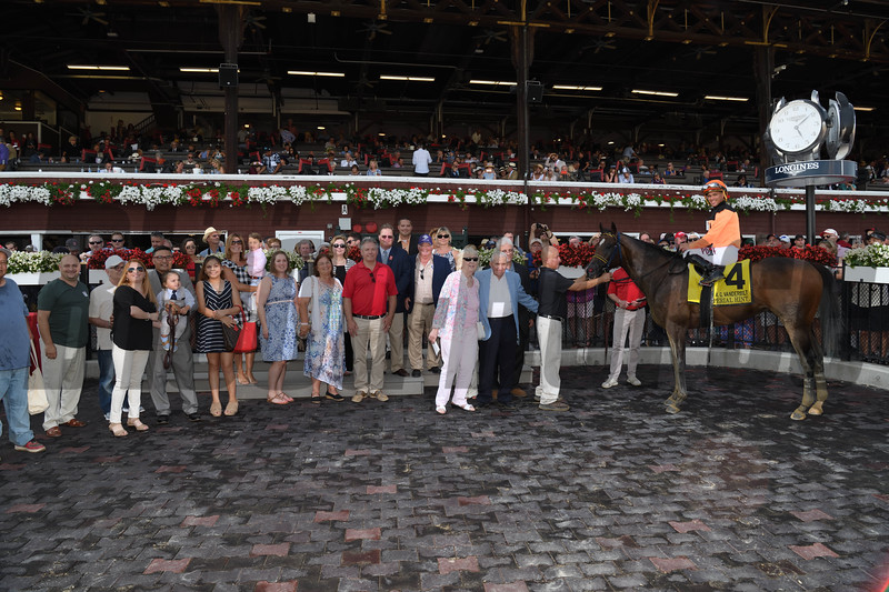Imperial Hint; Javier Castellano; Alfred G. Vanderbilt Handicap; G1; Saratoga Race Course; July 28; 2018