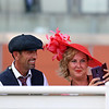 scene, fashion, hats, crowd, fans, Dubai World Cup; Meydan Race Course; Dubai; March 31 2018