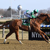 Mr. Buff wins the 2019 Alex M. Robb Stakes at Aqueduct<br /> Coglianese Photos/Susie Raisher