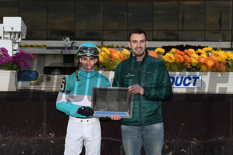 Empressof the Nile wins the 2019 Zagora Stakes at Aqueduct<br /> Coglianese Photos