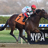 Country Grammer - Maiden Win, Aqueduct, November 11, 2019<br /> Coglianese Photos/Susie Raisher