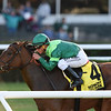 Fifty Five wins the 2019 Ticonderoga Stakes at Belmont Park<br /> Coglianese Photos/Elsa Lorieul