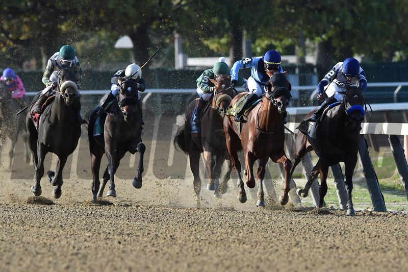 Captain Bombastic wins the 2019 Sleepy Hollow Stakes<br /> Coglianese Photos/Elsa Lorieul