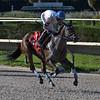 La Tres Jolie - Maiden Win, Gulfstream Park West, October 23, 2019<br /> Coglianese Photos/Ryan Thompson