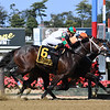 Imperial Hint wins the 2019 Vosburgh Stakes at Belmont Park<br /> Coglianese Photos/Susie Raisher