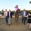 Pat On the Back wins the 2019 Kelso at Belmont Park<br /> Coglianese Photos