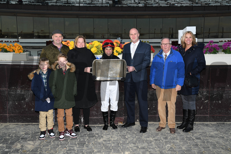 Performer wins the 2019 Discovery at Aqueduct<br /> Coglianese Photos