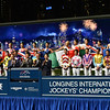 2019 LONGINES International Jockeys' Championship<br /> Photo: Katsumi Saito