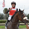 Leonel Reyes - 4 wins at Gulfstream Park West, October 19, 2019<br /> Coglianese Photos/Ryan Thompson