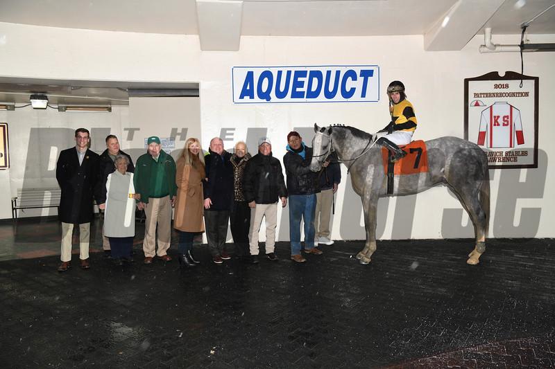 Chestertown - Maiden Win, Aqueduct, December 1, 2019<br /> Coglianese Photos