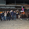 Happy Farm wins the 2019 Fall Highweight Handicap at Aqueduct<br /> Coglianese Photos