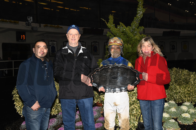 Bank On Shea wins the 2019 New York Stallion Series Stakes<br /> Coglianese Photos