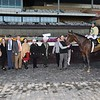 Golden Award wins the 2019 Turnback the Alarm Handicap at Aqueduct<br /> Coglianese Photos
