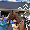 Chantal Sutherland - 1st Gulfstream Park Win - Mona Stella - 040421. Photo: Coglianese Photos/Ryan Thompson