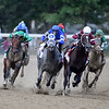 Essential Quality wins the 2021 Travers Stakes at Saratoga<br /> Coglianese Photos/Dom Napolitano