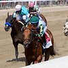 Senbei wins the 2021 Funny Cide Stakes at Saratoga<br /> Coglianese Photos/Kylie Wellington