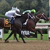 Jackie's Warrior wins the 2021 H. Allen Jerkens Memorial Stakes at Saratoga<br /> Coglianese Photos/Susie Raisher
