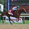 Senbei wins the 2021 Funny Cide Stakes at Saratoga<br /> Coglianese Photos/Janet Garaguso