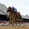 Bayerness wins the 2021 Shine Again Stakes at Saratoga<br /> Coglianese Photos/Chelsea Durand