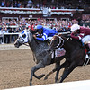Essential Quality wins the 2021 Travers Stakes at Saratoga<br /> Coglianese Photos/Chelsea Durand