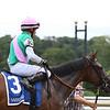 Viadera wins the 2021 Ballston Spa Stakes at Saratoga<br /> Coglianese Photos