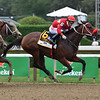 Letruska wins the 2021 Personal Ensign Stakes at Saratoga<br /> Coglianese Photos/Susie Raisher