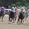 Jackie's Warrior wins the 2021 H. Allen Jerkens Memorial Stakes at Saratoga<br /> Coglianese Photos/Dom Napolitano