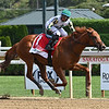 Senbei wins the 2021 Funny Cide Stakes at Saratoga<br /> Coglianese Photos