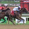 Bayerness wins the 2021 Shine Again Stakes at Saratoga<br /> Coglianese Photos/Janet Garaguso