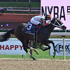 November Rein wins the 2021 Seeking the Ante Stakes at Saratoga<br /> Coglianese Photos/Janet Garaguso