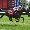 McKulick wins a maiden special weight Sunday, August 8, 2021 at Saratoga. Photo: Coglianese Photos
