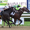 Jackie's Warrior wins the 2021 H. Allen Jerkens Memorial Stakes at Saratoga<br /> Coglianese Photos/Chris Rahayel