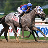 Essential Quality wins the 2021 Travers Stakes at Saratoga<br /> Coglianese Photos