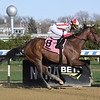 Search Results wins the 2021 Gazelle Stakes at Aqueduct<br /> Coglianese Photos/Susie Raisher