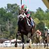 November Rein wins the 2021 Seeking the Ante Stakes at Saratoga<br /> Coglianese Photos
