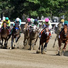 Senbei wins the 2021 Funny Cide Stakes at Saratoga<br /> Coglianese Photos/Dom Napolitano