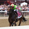 Bella Sofia wins the 2021 Test Stakes at Saratoga<br /> Coglianese Photos/Joe Labozzetta