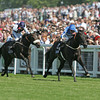 Royal Ascot 24/6/06 The Golden Jubilee Stakes<br /> Les Arcs wins from Balthazaar's Gift<br /> Photo by Trevor Jones