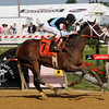 Eclipse Thoroughbreds & Gary Barbers In Lingerie, John Velazquez up, wins the Gr2 Black Eyed Susan at Pimlico...<br /> © 2012 Rick Samuels/The Blood-Horse