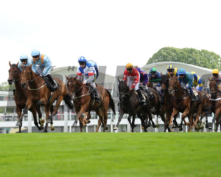 Royal Ascot 2012, 6/19/12, photo by Mathea Kelley Ascot Race Course;