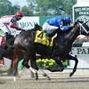 It's Tricky wins the Ogden Phipps Stakes.<br /> <br /> Photo by Coglianese Photos