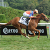 Zagora wins the 2012 Ballston Spa.<br /> Coglianese Photos/Courtney Stafford