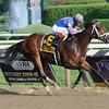 Turbulent Descent wins the 2012 Ballerina. <br /> Coglianese Photos