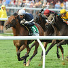 Lubash wins the West Point Stakes.<br /> Coglianese Photos/Adam Mooshian