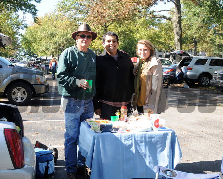 Tailgating,  Keeneland Race Track, Lexington, KY 10/6/12 photo by Mathea Kelley
