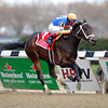 Unlimited Budget wins the 2012 Demoiselle.<br /> Coglianese Photos/Jessica Hansen