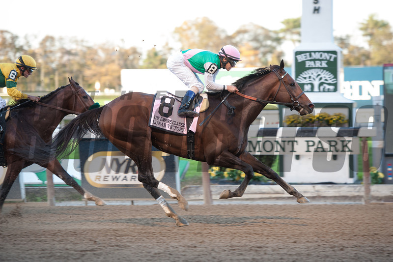 Lunar Victory wins the 2012 Empire Classic.<br /> Coglianese Photos